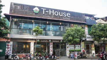 nhà hàng T-House